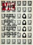 Couverture La Vie en rose, no 1, mars 1980