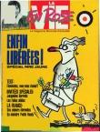 Couverture La Vie en rose, no 34, mars 1986