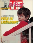 Couverture La Vie en rose, no 25, avril 1985