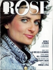 Couverture La Vie en rose, no 45, avril 1987