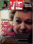 Couverture La Vie en rose, no 26, mai 1985