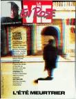 Couverture La Vie en rose, no 37, juillet 1986