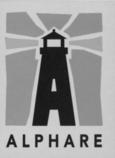Logo de Alphare.