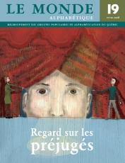 Couverture Le Monde alphabétique, No 19