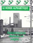 Couverture Le Monde alphabétique, No 5