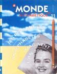 Couverture Le Monde alphabétique, No 11