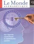 Couverture Le Monde alphabétique, No 15