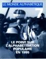 Couverture Le Monde alphabétique, No 7