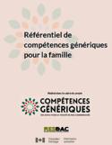 Référentiel de compétences génériques pour la famille [ressource électronique]