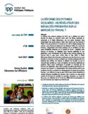 La réforme des rythmes scolaires [ressource électronique] : un révélateur des inégalités présentes sur le marché du travail?