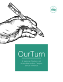 Our turn [ressource électronique] : a national, student-led action plan to end campus sexual violence