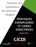 Évaluation des qualifications des personnes réfugiées [ressource électronique] : pratiques exemplaires et lignes directrices