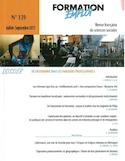 De l'autonomie en formation : enjeux et réalités chez les stagiaires de l'AFPA