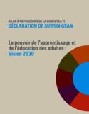 Bilan à mi-parcours de la CONFINTEA VI [ressource électronique] : déclaration de Suwon-Osan