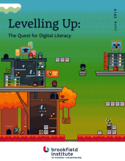 Levelling up [ressource électronique] : the quest for digital literacy