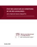 État des lieux sur les conditions de vie des Lavalloises [ressource électronique] : des enjeux sous enquête