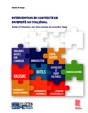 Intervention en contexte de diversité au collégial [ressource électronique] : guide à l'intention des intervenants de première ligne