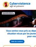 Cyberviolence [ressource électronique] : agir et prévenir