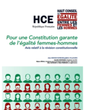 Pour une constitution garante de l'égalité femmes-hommes [ressource électronique] : avis relatif à la révision constitutionnelle