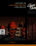 Histoire de l'alphabétisation à Bruxelles [ressource électronique] : une ligne du temps
