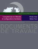 Compétences en littératie et configurations familiales [ressource électronique]