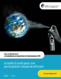 Pour la réforme de la Loi canadienne sur la protection de l'environnement, 1999 [ressource électronique] : la boîte à outils pour une participation citoyenne efficace : élections fédérales 2019