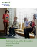 Compétences en santé [ressource électronique] : informer et conseiller de manière compréhensible : guide pratique
