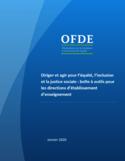 Diriger et agir pour l'équité, l'inclusion et la justice sociale [ressource électronique] : boîte à outils pour les directions d'établissement d'enseignement