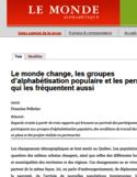 Le monde change, les groupes d'alphabétisation populaire et les personnes qui les fréquentent aussi [ressource électronique]