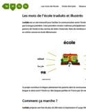 Lexilala [ressource électronique] : les mots de l'école