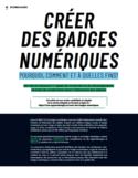 Créer des badges numériques [ressource électronique] : pourquoi, comment et à quelles fins?