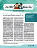 Les familles immigrantes et mixtes au Québec [ressource électronique] : un portrait statistique à partir du recensement de 2016