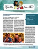 Les familles homoparentales québécoises [ressource électronique] : qui sont-elles? Un portrait statistique à partir des données du Recencement du Canada de 2016
