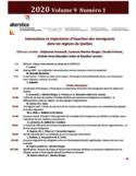 Interactions et trajectoires d'insertion des immigrants dans les régions du Québec [ressource électronique]