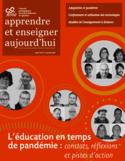 L'éducation en temps de pandémie [ressource électronique] : constats, réflexions et pistes d'action
