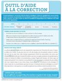 Outil d'aide à la correction [ressource électronique]