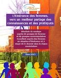 L'itinérance des femmes, vers un meilleur partage des connaissances et des pratiques : résultats du sondage auprès de groupes de femmes et de groupes communautaires travaillant auprès des femmes en situation d'itinérance où à risque de le devenir dans la région montréalaise