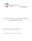 L'intersectionnalité en débat [ressource électronique] : pour un renouvellement des pratiques féministes au Québec
