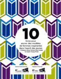10 livres pour ancrer des modèles de femmes inspirantes dans l'esprit des jeunes [ressource électronique] = 10 books about women role models to inspire young minds