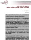 Salaires et stéréotypes dans le monde du travail et dans la société [ressource électronique]