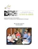 Recueil des rapports de discussion [ressource électronique] : Forum ouvert, les 21 et 22 juin 2011