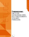 Cybersexisme [ressource électronique] : une étude sociologique dans des établissements scolaires franciliens