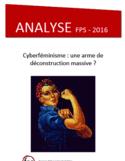 Cyberféminisme [ressource électronique] : arme de déconstruction massive?
